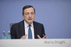 Draghi prudente non estrae l'arma Tltro