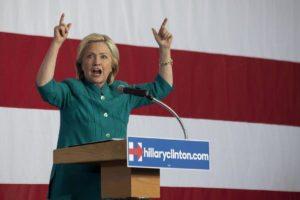 Se vincesse Hillary Clinton