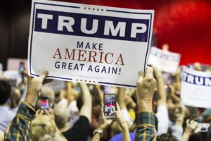 Effetto Trump: salgono le aspettative di inflazione, crescita e volatilità