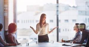 Perché c'è bisogno per far emergere il talento dei gestori donna