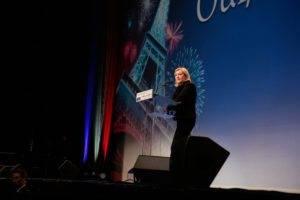 Il rischio di una vittoria di Marine Le Pen è probabilmente sovrastimato