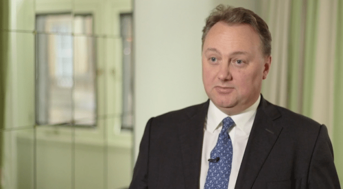 Marcus Brookes, Head of Multi-Manager di Schroders