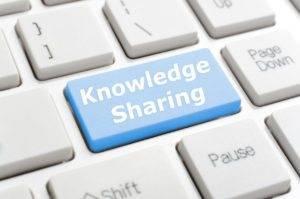 Nella conoscenza condivisa l'obiettivo è il miglioramento del gruppo di lavoro