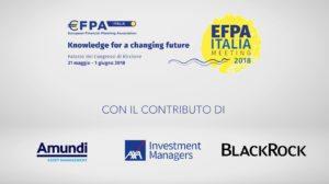 Disruption, tecnologia e rendimenti: focus ad Efpa Italia 18