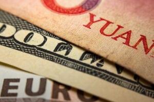 Yuan cinese, calo fisiologico ma ora attenzione alle riserve valutarie