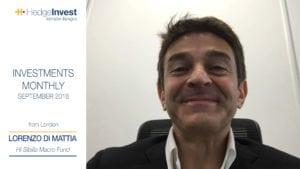 3 minutes with Lorenzo Di Mattia - settembre 2018