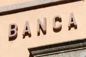 Banche italiane, riflettori puntati sulla legge finanziaria