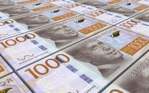 I dolori della corona svedese: economia forte e moneta in sofferenza