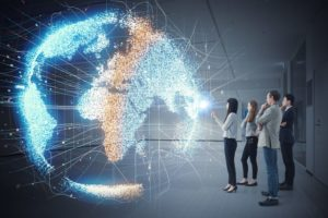 I 5 motori di propulsione della tecnologia digitale