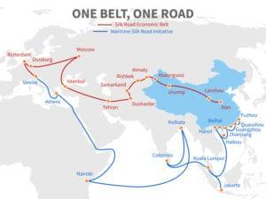 La Via della Seta del terzo millennio percorribile dagli investitori