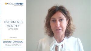 3 minutes with Elisabetta Manuli - aprile 2019