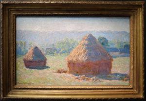 Arte e finanza, un dipinto di Monet ha reso il doppio dell'S&P 500