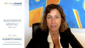 3 minutes with Elisabetta Manuli - maggio 2019