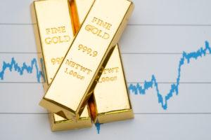 Oro, protezione dalle turbolenze a un prezzo conveniente