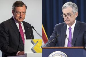 Bond, dopo la svolta Fed-Bce meglio l'Europa degli Usa
