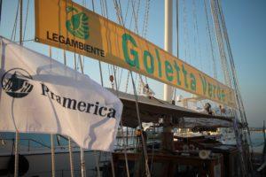 Goletta Verde e Pramerica Sgr insieme per salvare i mari italiani