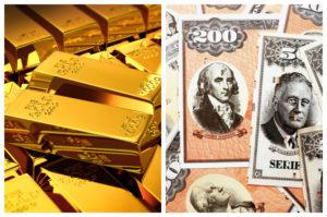 Investire nell'oro o nei Treasury? Questione di inflazione… o di crisi