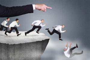 Contro la volatilità scappare non è la soluzione