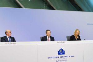 Bce, taglio contenuto controbilanciato dalla forward guidance