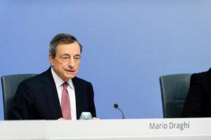Il (generoso) regalo di addio di Draghi lascia perplessi i mercati