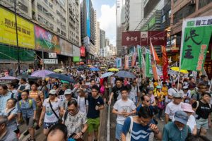 Hong Kong: tre motivi per cui la Cina non reprime le proteste