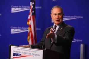 Presidenziali Usa, ci prova Bloomberg? Il miliardario vorrebbe salvare i moderati