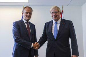 Brexit, accordo fatto. Sterlina, euro e Borse in rialzo