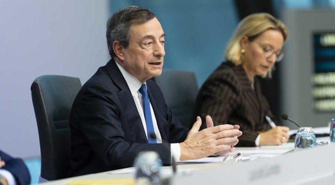 Bce, le medaglie di Draghi e la difficile eredità lasciata a Lagarde