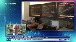 Financialounge.com su TgCom24: il punto sui mercati