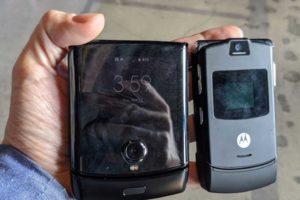 A volte ritornano, Motorola ci riprova col cellulare Razr