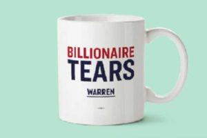 Ipotesi patrimoniale, va a ruba la tazza per le lacrime dei ricconi