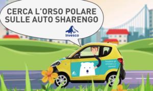 Sul car sharing l'orso polare di Invesco per la sostenibilità: ecco il video