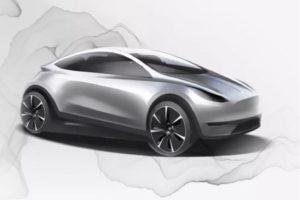 """Ora Tesla prepara un'""""utilitaria"""": ecco le prime immagini"""