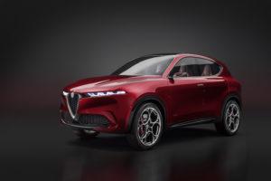Alfa Romeo Tonale, al via la produzione da metà 2021