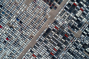 I numeri del crollo del settore auto: -78,3% ad aprile