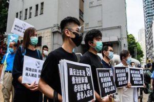 Aperture in rosso per le Borse europee, pesano tensioni Usa-Cina per Hong Kong