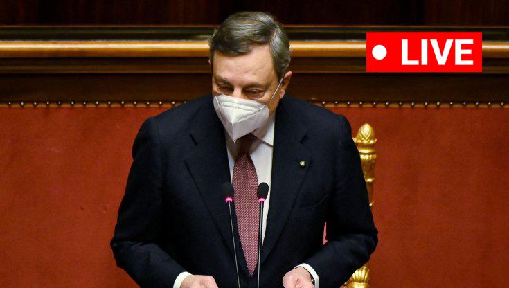 Diretta Draghi Alla Camera Per La Fiducia News Financialounge Com
