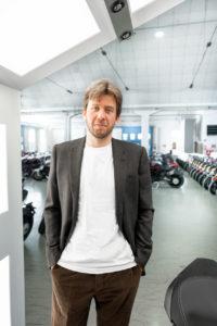 Timur Sardarov, CEO di MV Agusta Motors S.p.A.