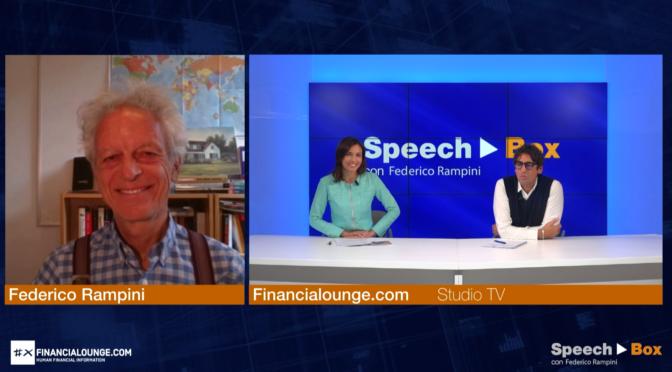 """financialounge.com """"Il mondo della finanza come catalizzatore della transizione energetica"""""""